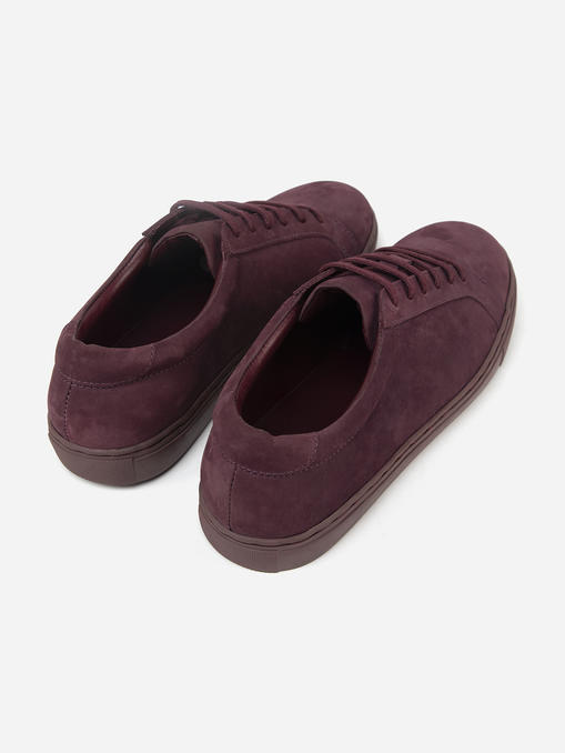 burgundy-suede-leather-sneakers-23341-2
