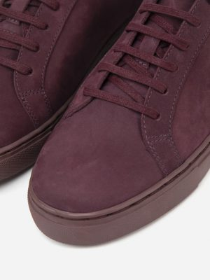 burgundy-suede-leather-sneakers-66802-3