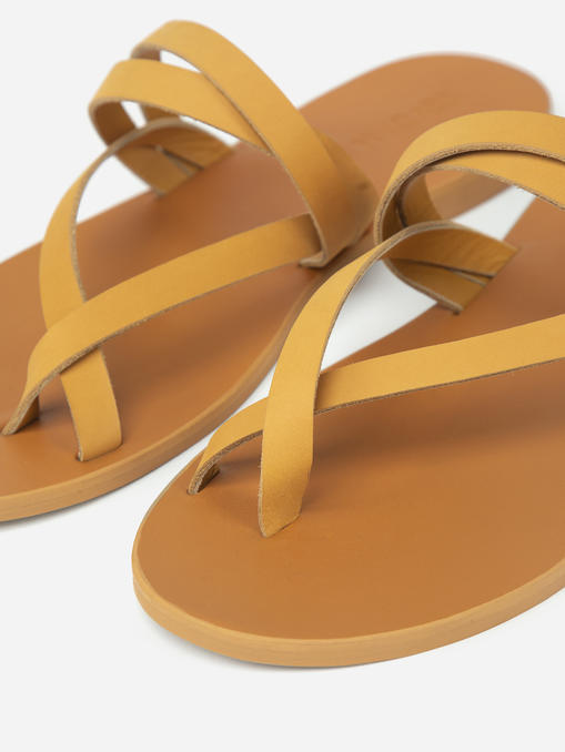 mustard-yellow-neo-nubuck-leather-flats-165878-3