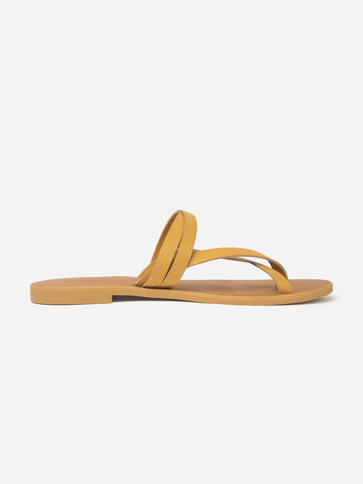 mustard-yellow-neo-nubuck-leather-flats-242815-1